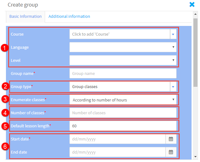 how to create a group part 1